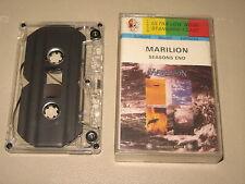 MARILLION - Seasons End - MC Cassette tape /460