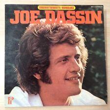 """JOE DASSIN """"ENREGISTREMENTS ORIGINAUX"""" - VG+ / VG++  MPD 276 - LP 33 TOURS"""