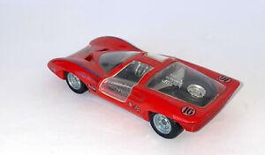 Politoys Export nº566 Ferrari P5 Berlinetta Pininfarina 1:43 n BBR Ilario MR AMR