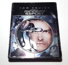 Minority Report (Blu-ray Disc MetalPak) Steel Book 2015 Edition