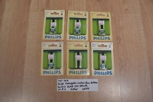 Lot of 6 Philips Rechargeable Phone Batteries SJB4191 EXPIRED (740-006)