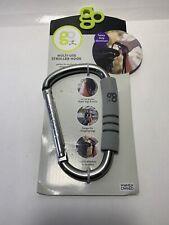 Go By Goldbug Multi-use Stroller Hook Silver
