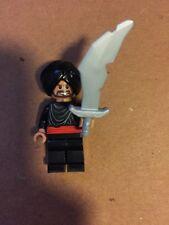 Lego Mini Figure Indiana Jones Cairo Swordsman