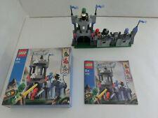 ( GO ) Lego 8799 Knights' Castle Wall Ritterburg MIT OVP & BA GEBRAUCHT Figuren