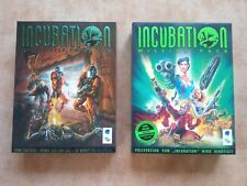 BATTLE ISLE PHASE VIER + INCUBATION MISSION PACK  PC WIN 95  deutsch  USK 16 #