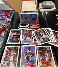1992-93 NBA HOOPS COMPLETE SET 350 CARDS Michael Jordan