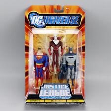 DC Universe Justice League SUPERMAN DEADMAN BATMAN Collectible Action Figure