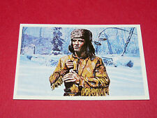 N°26 VETEMENT D'HIVER CONQUETE DE L'OUEST WILLIAMS 1972 PANINI FAR WEST WESTERN