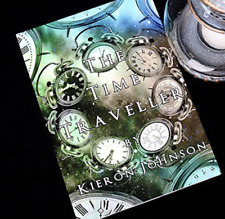 The Time Traveller (Limited 500) by Kieron Johnson - Book - Save $15!