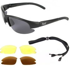 FISHING SUNGLASSES Polarized UV400 Glasses For Fly, Carp, Salmon, Trout Angling