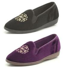 Velvet Women's Slip On Shoes