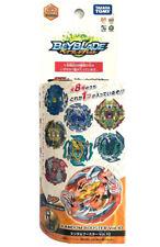 Takaratomy Beyblade Burst B-111 Random Booster Vol. 10 Crash Laguna Luc.11R Wd