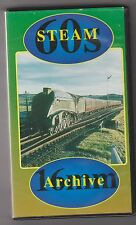 60s Steam (VHS) Railway Video ~ Transport Video Publishing Ltd ~ 16mm Archive