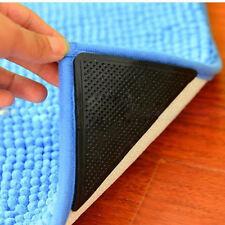 Ruggies Rug Carpet Mat Grippers Non Slip Grip Corners Anti Skid Silicone N7