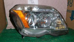 2010-12 mercedes benz glk 300 hallogen  headlight  RH