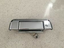 Genuine Toyota Tailgate Handle Chrome Fits Toyota Hilux Ute 05-14