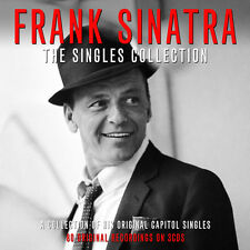 Frank Sinatra SINGLES COLLECTION Best Of 80 Original Recordings NEW SEALED 3 CD