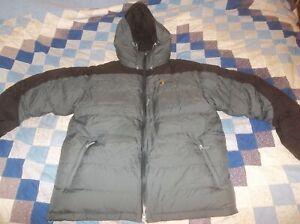 Moonstone Uber Himalayan Expedition 800 fp Goose Down Jacket Coat BAFFLED Parka
