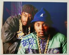 Eric B and Rakim Dual Signed 8x10 Photo Hip Hop Rap LEGENDS Paid In Full RARE