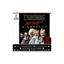 """THE DUBLINERS"""" 30 YEARS - A GREYING""""  CD NEU"""