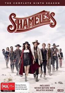 SHAMELESS : Season 9 : NEW DVD