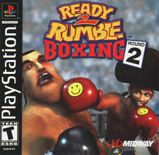 Ready to Rumble Boxing: Round 2 PS New Playstation