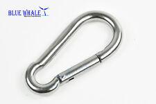 316 S.S. Carabiner Snap Hook (F: 4�) Usa Bl31521094
