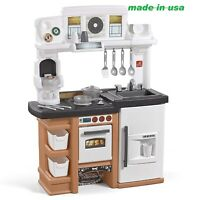 Kitchen Toy Kids Cooking Pretend Play Set Toddler Playset Gift New