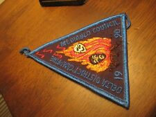 1990 Delta District Campfire mt Diablo council patch