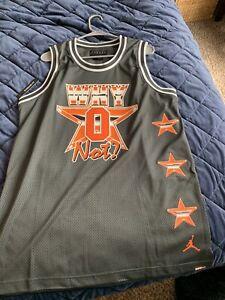 Jordan Westbrook Why Not Jersey Size L
