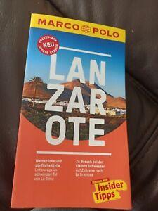 MARCO POLO Reiseführer Lanzarote von Sven Weniger (2017, Taschenbuch)
