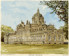 POB - YORKSHIRE - CASTLE HOWARD PICTURE - BRIDESHEAD REVISITED