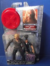 X-Men  The Movie Tyler Mane As Sabretooth  Action Figure 2000