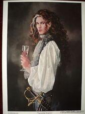 Nene Thomas Thanarilliad Demestira Zarryiostrom Marionette Limited Edition Print