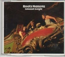 (BW370) Roots Manuva, Colossal Insight - 2005 CD
