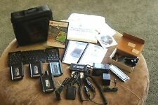 LOT OF ANYWHERE MAP SOFTWARE POWER PACK SAT PACK NAVMAN COMPAQ iPAQ ACCESSORIES