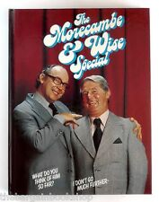 THE MORECAMBE & WISE SPECIAL (1977) - Hardback - 1ST EDITION