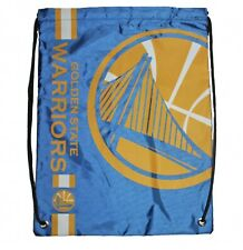 Forever Collectibles Official NBA Golden State Warriors Stephen Curry Drawstring Backpack