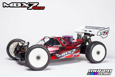 MUGEN SEIKI MBX7-R E2015 KIT MODELLO 1/8 OFF ROAD BUGGY + REDS XR21 + GOMME