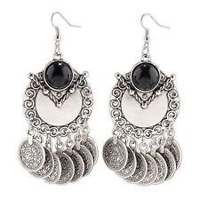 Alloy Stone Chandelier Fashion Earrings