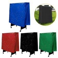 New listing 1 PCS Table Tennis Table Cover 165x70x185cm Dustproof Outdoor Oxford-Cloth