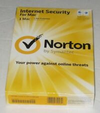 Norton Internet Security Version 5.0 for Mac, 1-User Sealed Box