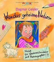 Wandas geheime Notizen von Dagmar Geisler | Buch | Zustand gut
