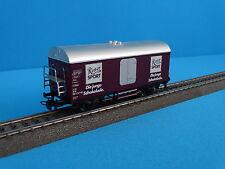 "PRIMEX 4543 Reefer Car ""Ritter Sport schocolade"" RED"