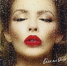 Kiss Me Once 2014 Minogue Kylie CD