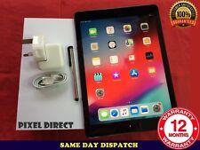Apple iPad Pro 128GB, Wi-Fi + 4G (Unlocked), 9.7in Space Grey iOS 12 - Ref 294