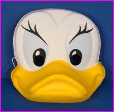 * Daisy Duck with Big Yellow Bill Walt Disney Adult Costume Mask Vintage NEW *