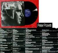 LP Peter Pasetti: Lyrik + Jazz - Erich Kästner (Philips 6305 252) D 1975