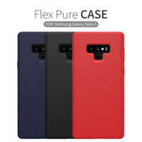 Samsung Galaxy Note 9 Nillkin Flex Pure Case Anti-slip Soft Back Case Cover