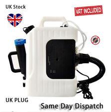NEW ULV Cold Fogger Fogging Machine Disinfection Control Sprayer 10L INC UK VAT